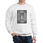 Celtic Knot Bare Branches Sweatshirt