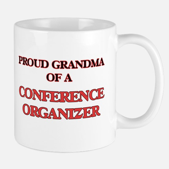 Proud Grandma of a Conference Organizer Mugs