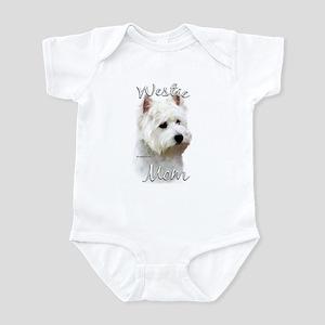 Westie Mom2 Infant Bodysuit
