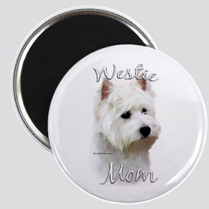 Westie Mom2 Magnet