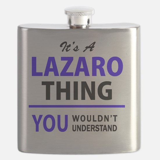 Unique American idol lazaro Flask