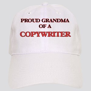 Proud Grandma of a Copywriter Cap