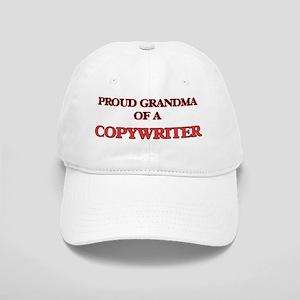 Proud Grandma of a Copywriter Cap