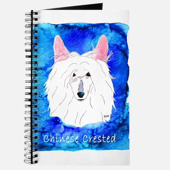 Chinese Crested Powder Puff Journal