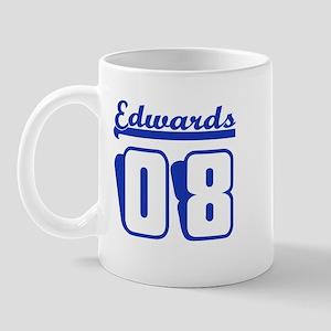 Edwards 08 Blue Mug