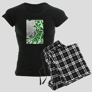 Druid Women's Dark Pajamas
