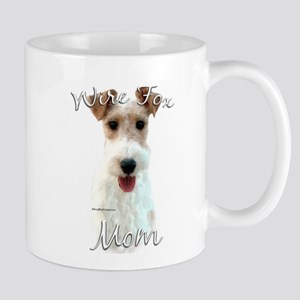 Wire Fox Mom2 Mug
