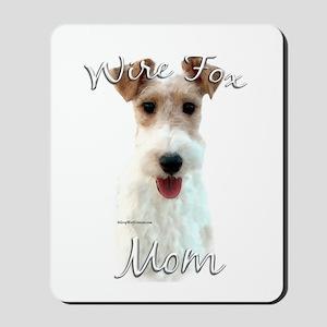 Wire Fox Mom2 Mousepad