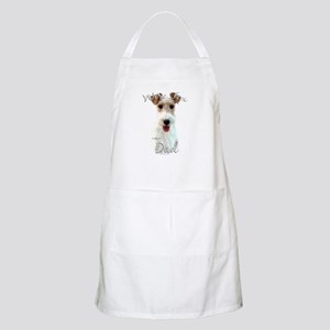 Wire Fox Dad2 BBQ Apron