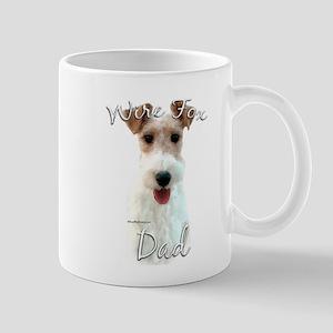 Wire Fox Dad2 Mug