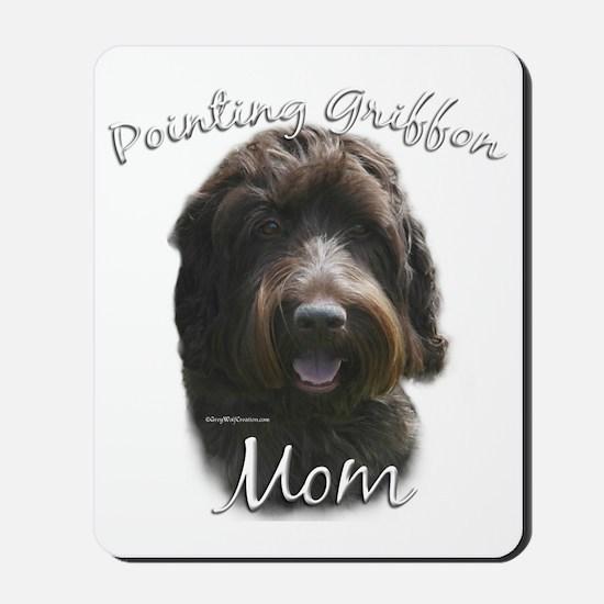 Griffon Mom2 Mousepad