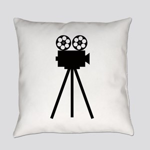Movie Projector Everyday Pillow
