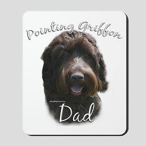 Griffon Dad2 Mousepad