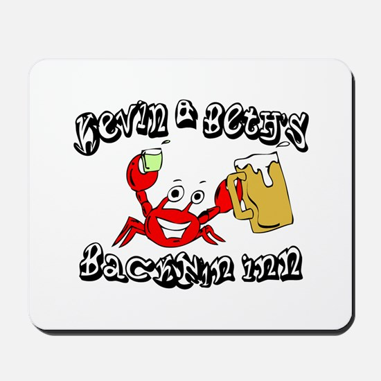 Backfin Inn Mousepad