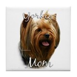 Yorkshire terrier Tile Coasters