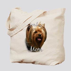 Yorkie Mom2 Tote Bag