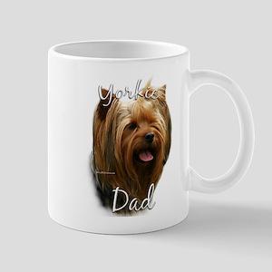Yorkie Dad2 Mug