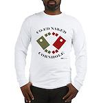Co-Ed Naked Cornhole Long Sleeve T-Shirt