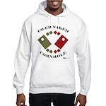 Co-Ed Naked Cornhole Hooded Sweatshirt
