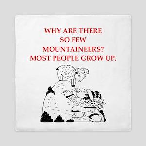 mountaineer Queen Duvet