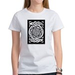 Celtic Knotwork Spin Women's T-Shirt