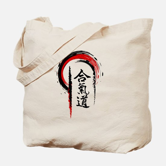 Cute Aikido Tote Bag