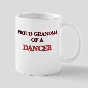 Proud Grandma of a Dancer Mugs