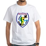 USS Toledo (CA 133) White T-Shirt