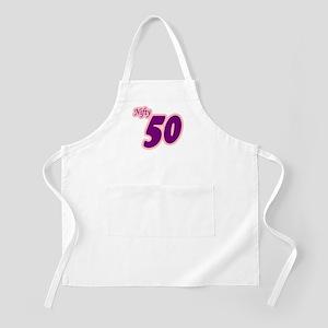 Nifty 50 Fifty Shirt Apron