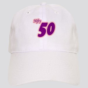Nifty 50 Fifty Shirt Cap