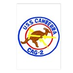 USS Canberra (CAG 2) Postcards (Package of 8)