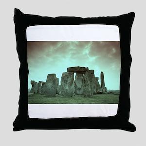 Stonehenge #3 Throw Pillow