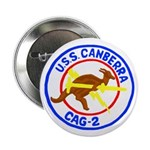 """USS Canberra (CAG 2) 2.25"""" Button (100 pack)"""