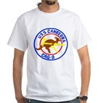 USS Canberra (CAG 2) White T-Shirt