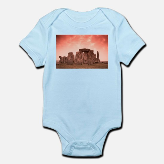 Stonehenge #4 Infant Bodysuit