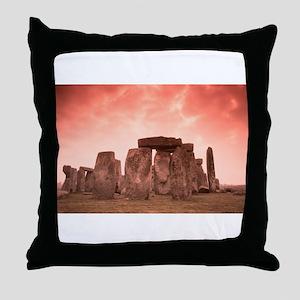 Stonehenge #4 Throw Pillow