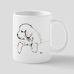 Great Pyrenees puppy Mug