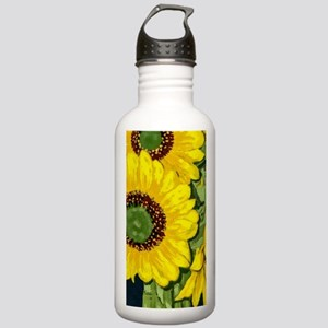 Sunflowers Stainless Water Bottle 1.0L