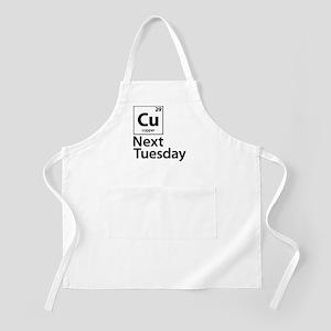 Cu Next Tuesday Apron