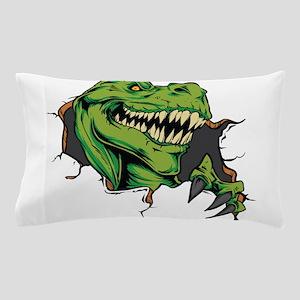 Trex carnivore blood hunter Pillow Case