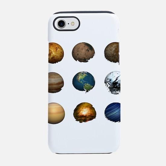 Planets iPhone 8/7 Tough Case