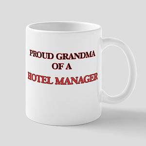 Proud Grandma of a Hotel Manager Mugs
