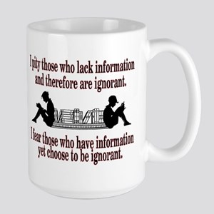 ignorance Mugs