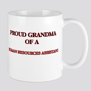 Proud Grandma of a Human Resources Assistant Mugs
