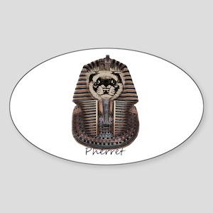 Pherret Oval Sticker