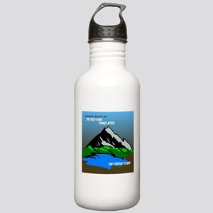 Grandma Taught Me 10091 Water Bottle
