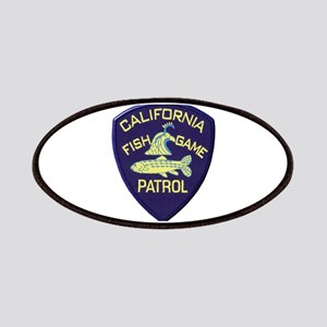 California Fish & Game Patrol Patch