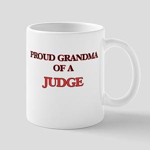 Proud Grandma of a Judge Mugs
