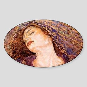 Gustav Klimpt Sticker