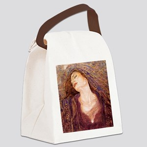 Gustav Klimpt Canvas Lunch Bag